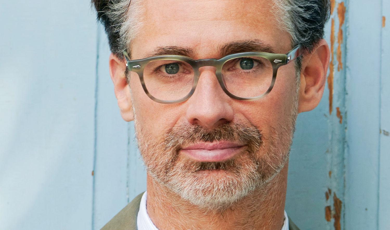TVR – Model Andreas – grüne handgemachte Acetat Brille aus Japan - KITSCHENBERG Brillen