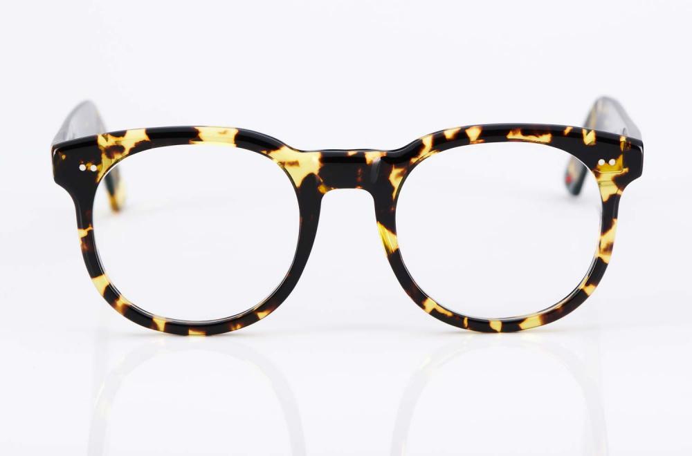 Alf – Atelier de Lunetterie Francais – Vintage Panto Kunststoffbrille – Vintage Retro Stil - KITSCHENBERG Brillen