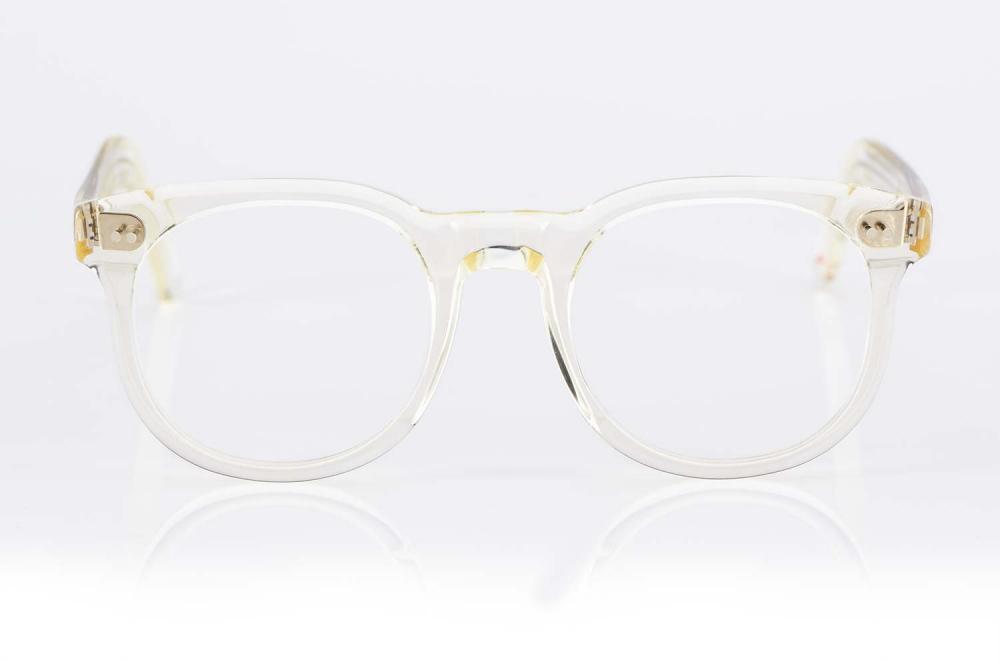 Alf – Atelier de Lunetterie Francais – dicke Panto Brille im Vintage retro Stil – Genietete Scharniere – made in Frankreich - KITSCHENBERG Brillen