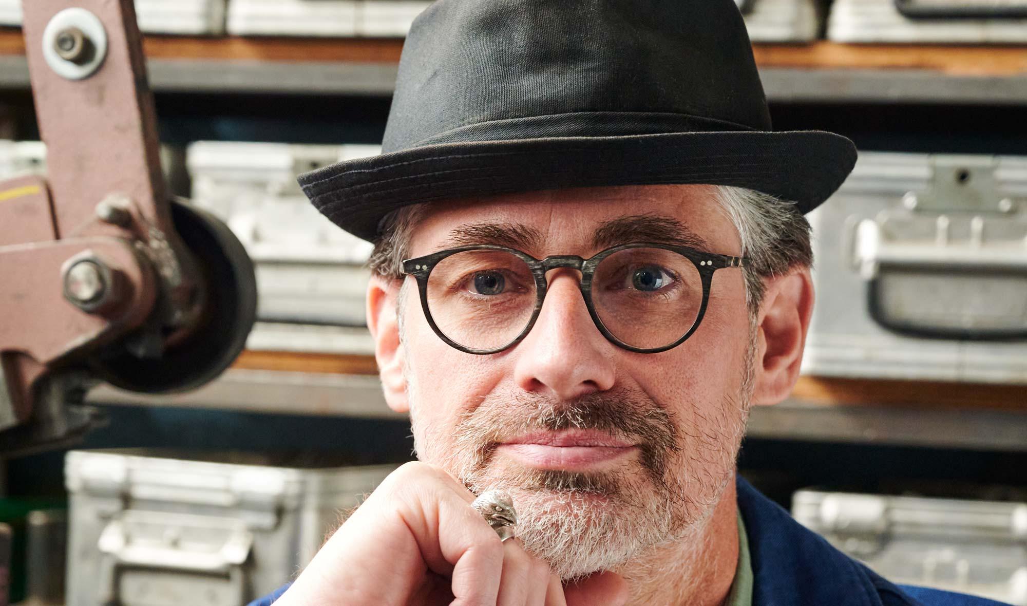 Kitschenberg Horn – Panto Brille – echtes Büffelhorn - genietet – natürliche Farbe – Vintage Design - KITSCHENBERG Brillen