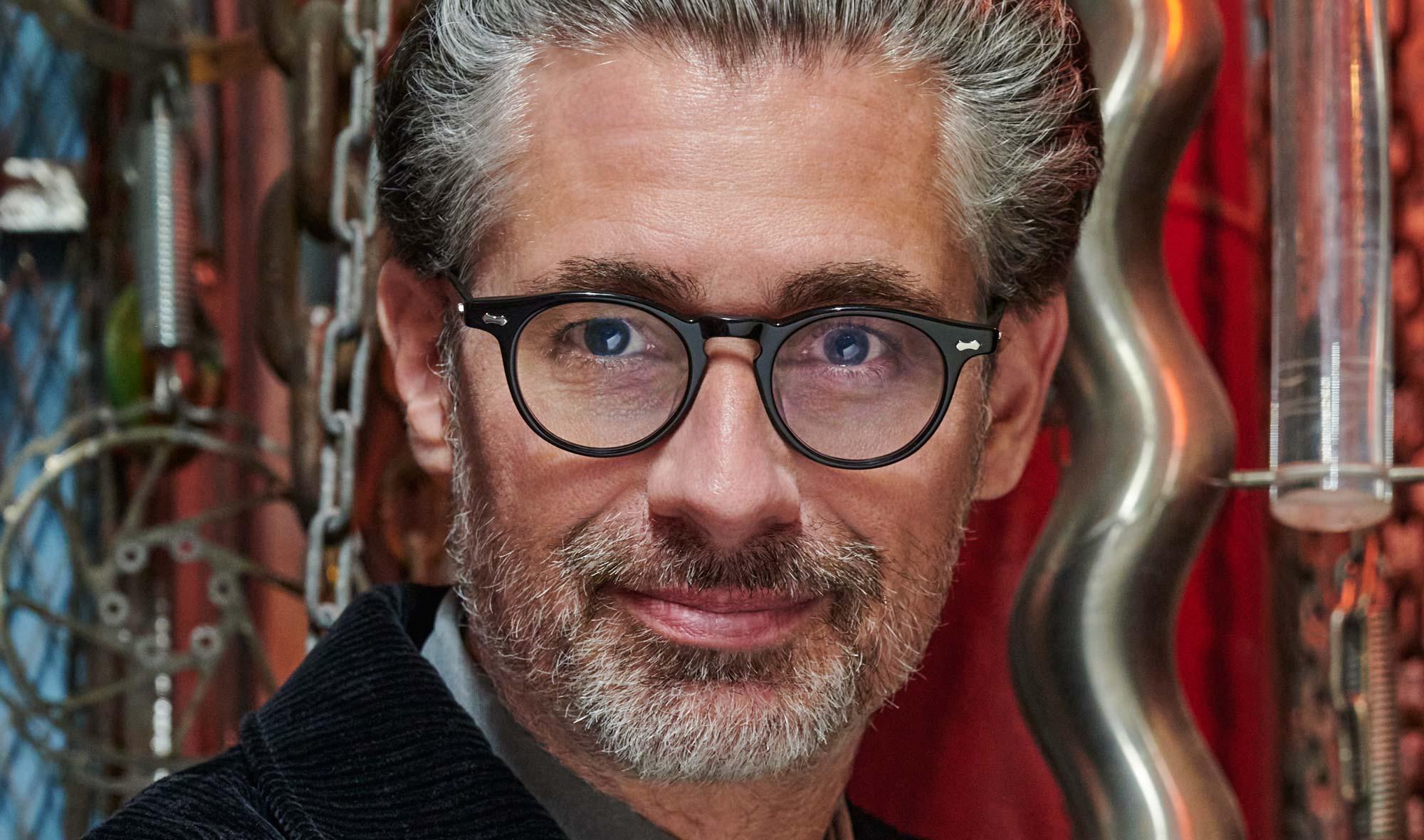 TVR – True Vintage Revival – schwarze Kunststoff Panto Brille made in Japan - KITSCHENBERG Brillen