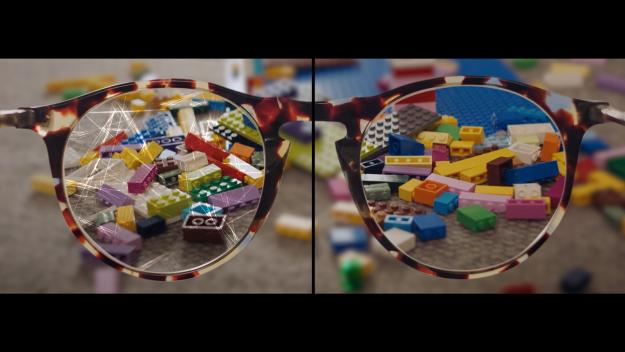 Essilor - hochtransparente Entspiegelung auf Brillengläsern - KITSCHENBERG Brillen