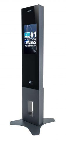 Essilor - Messsystem Visioffice X - KITSCHENBERG Brillen