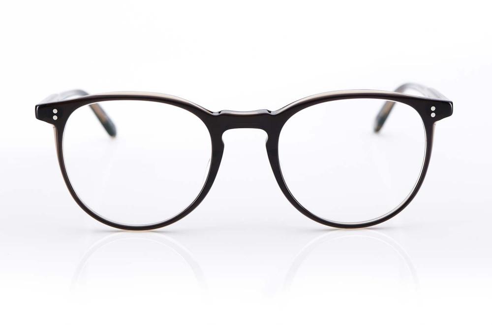 Garrett Leight – runde Panto Kunststoffbrille – genietet – handfinished - - Vintage– KITSCHENBERG Brillen