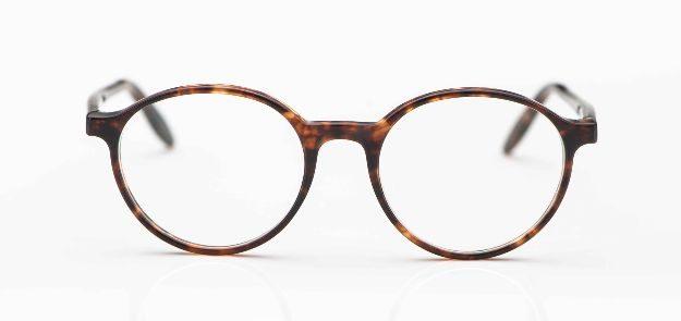 Kitschenberg - maßangefertigte braune Acetat-Pantobrille - KITSCHENBERG Brillen