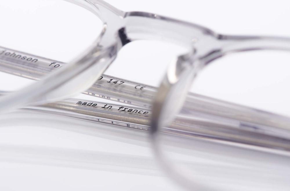 Lazare Studio – transparente Brille - Vintage – Retro – Original - KITSCHENBERG Brillen