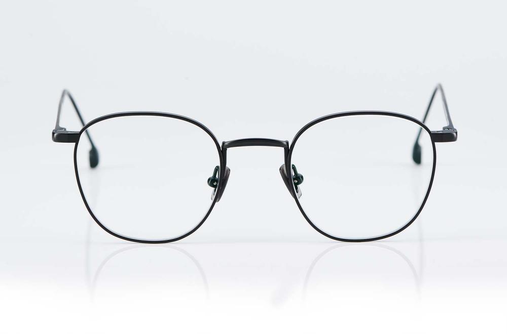 Lazare Studio – originale Retro Vintage Brille – Panto Titanbrille – KITSCHENBERG Brillen