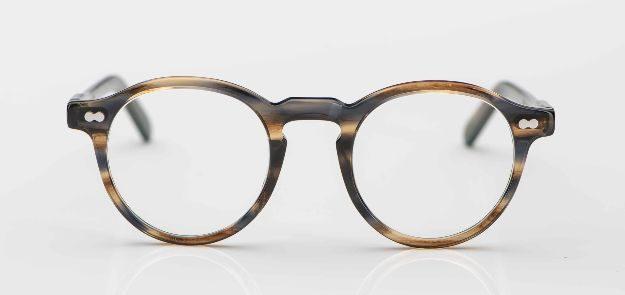 Moscot - Pantobrille aus braunem Acetat- KITSCHENBERG Brillen
