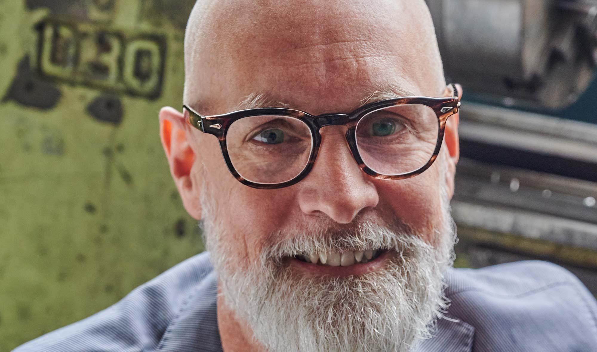 TVR – True Vintage Revival – havanna farbige Acetat Brille – handgefertigt in Japan - KITSCHENBERG Brillen