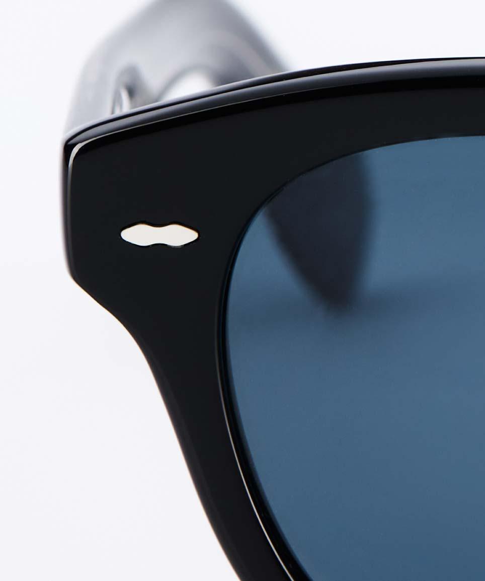 Oliver Peoples – Vintage – Originals – Cary Grant – Sonnenbrille - Retro Design - Panto – rund – Kunststoffbrille – KITSCHENBERG Brillen