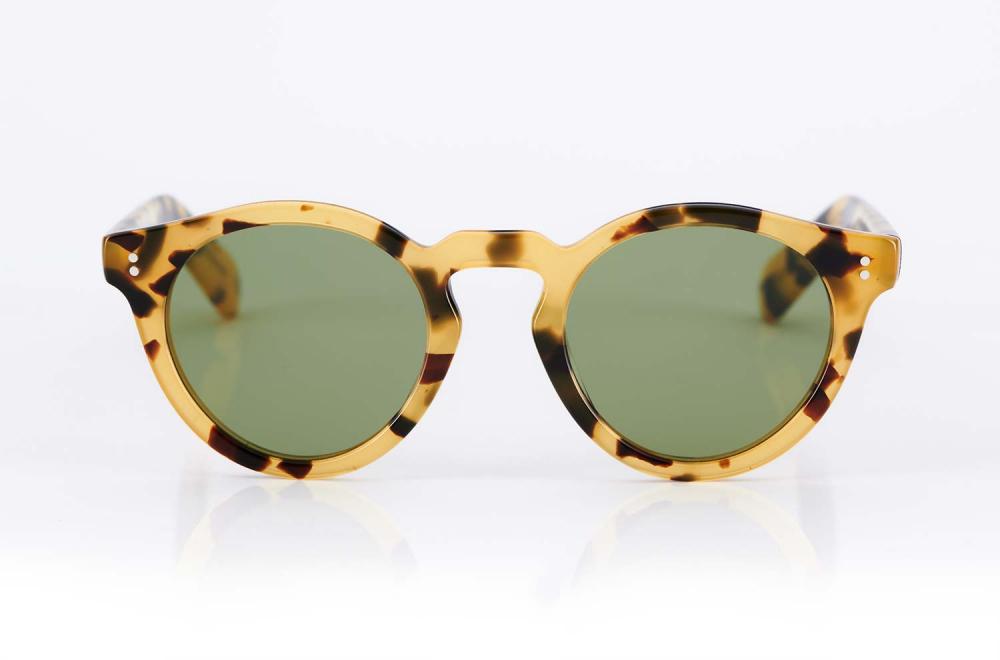 Oliver Peoples – Vintage – Originals – Martineaux - Retro Design - Panto – rund – Kunststoffbrille – KITSCHENBERG Brillen