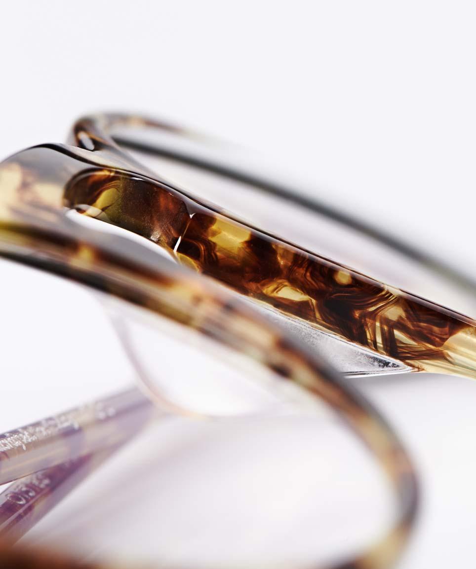 Oliver Peoples – Vintage – Originals – O'Malley - Retro Design - Panto – rund – Kunststoffbrille – KITSCHENBERG Brillen