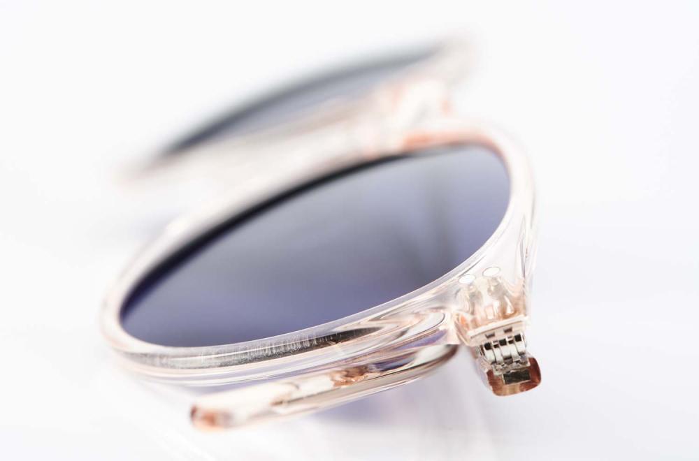 Oliver Peoples – Vintage – Originals – O'Malley Sonnenbrille - Retro Design - Panto – rund – Kunststoffbrille – KITSCHENBERG Brillen