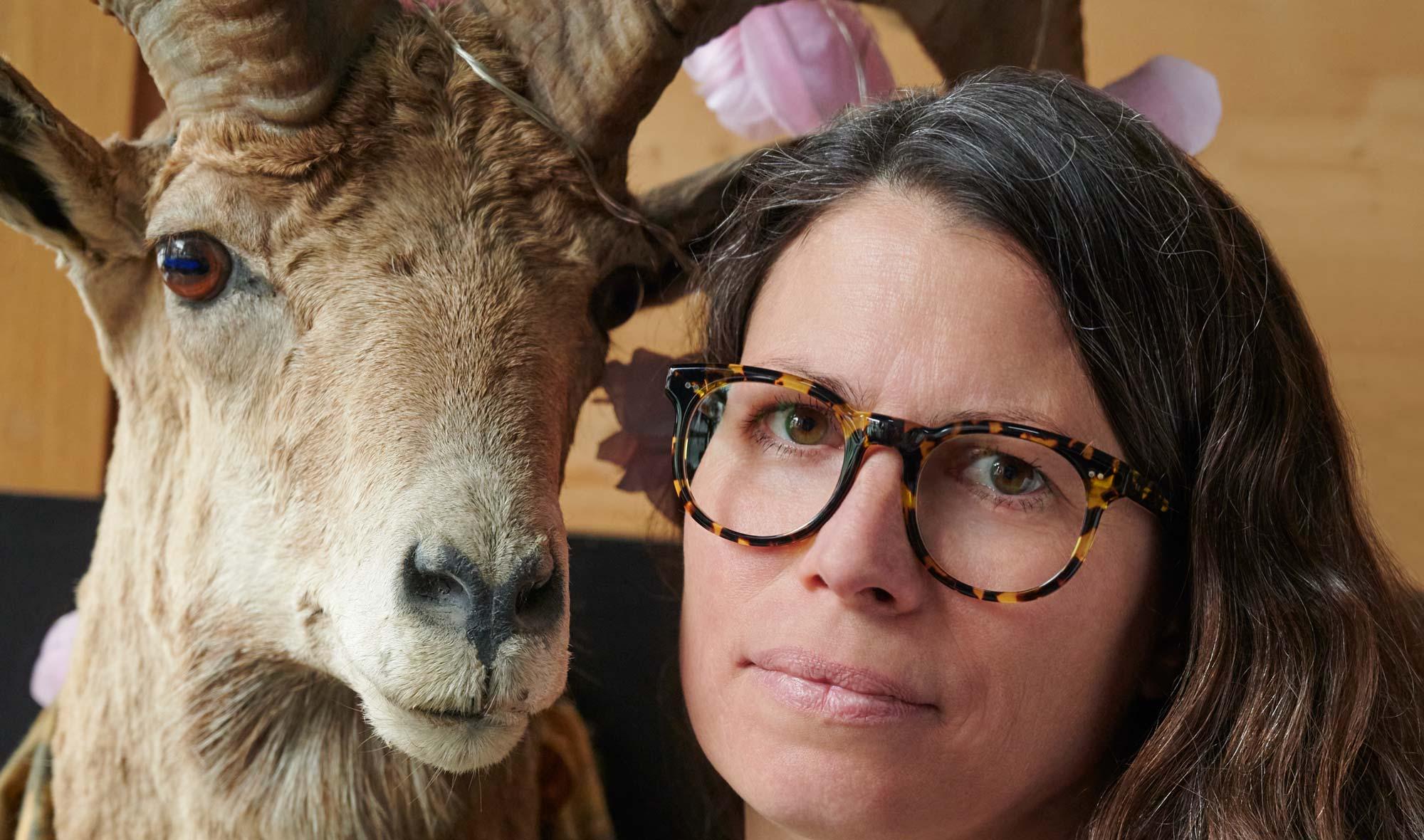 Alf – Atelier de Lunetterie Francais – Acetat Panto Brille mit starkem tortoise Muster aus Frankreich - KITSCHENBERG Brillen