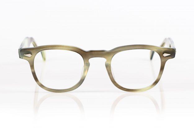 TVR – True Vintage Revival – Arnel Brille mit genieteten Scharnieren und handgefertigt in Japan - KITSCHENBERG Brillen