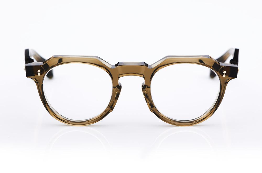 TVR – True Vintage Revival – Originals – Retro – Kunststoff – Made in Japan – Panto – Rund – Yamada Mitsukazu – green crystal - KITSCHENBERG Brillen