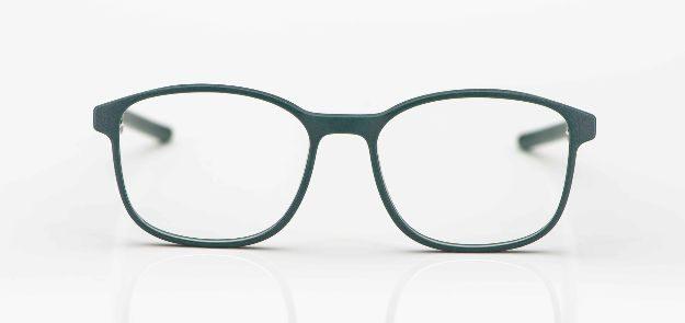 Voyou - 3-D gedruckte türkisgrüne Brille - KITSCHENBERG Brillen