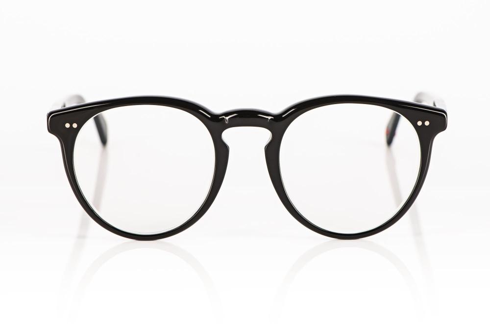 Alf – große Panto Brille aus japanischem Acetat mit genieteten Gelenken, hergestellt in Frankreich - KITSCHENBERG Brillen