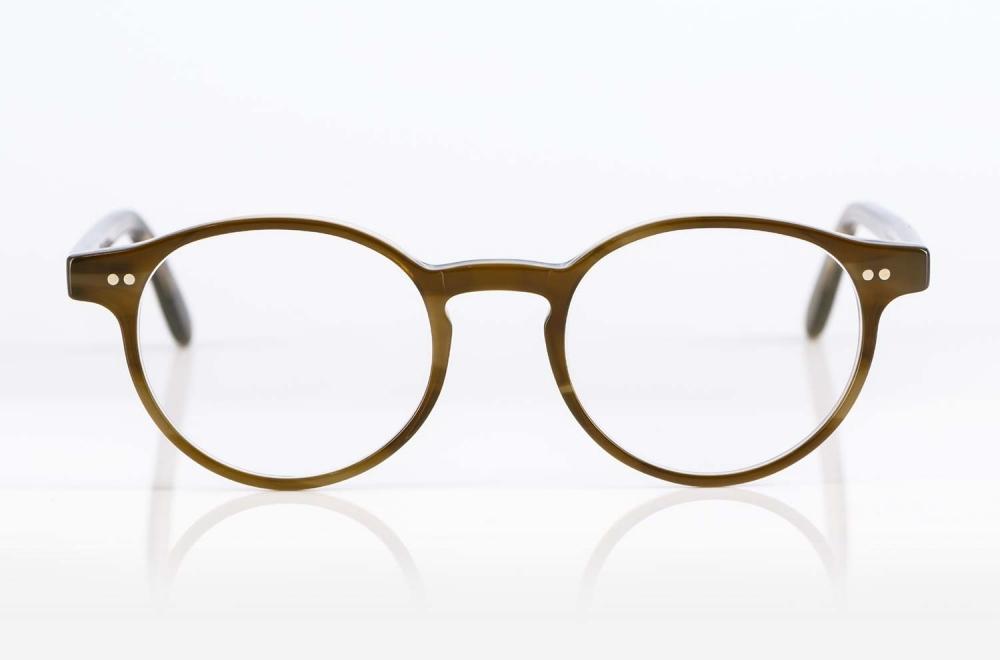 Kitschenberg Acetat – handgenietete Acetat Pantobrille hergestellt in Deutschland - KITSCHENBERG Brillen