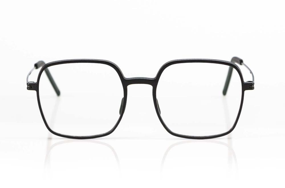 Klenze & Baum – große leichte Brille aus dem 3D-Drucker mit Titan Stegen und Bügeln - KITSCHENBERG Brillen