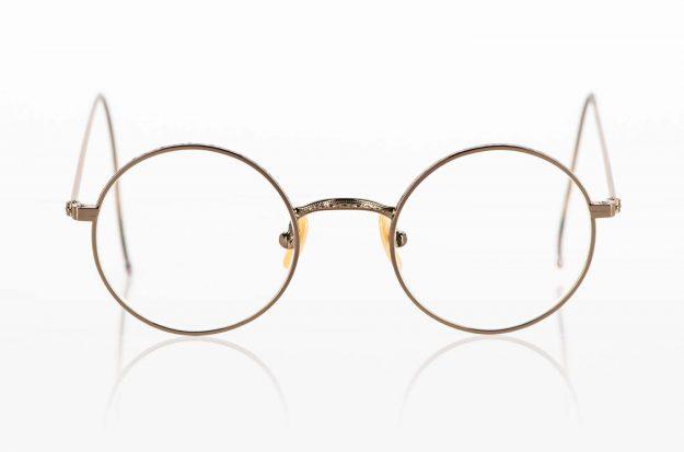 Moscot – Runde Metall Brille im John Lennon Stil - KITSCHENBERG Brillen