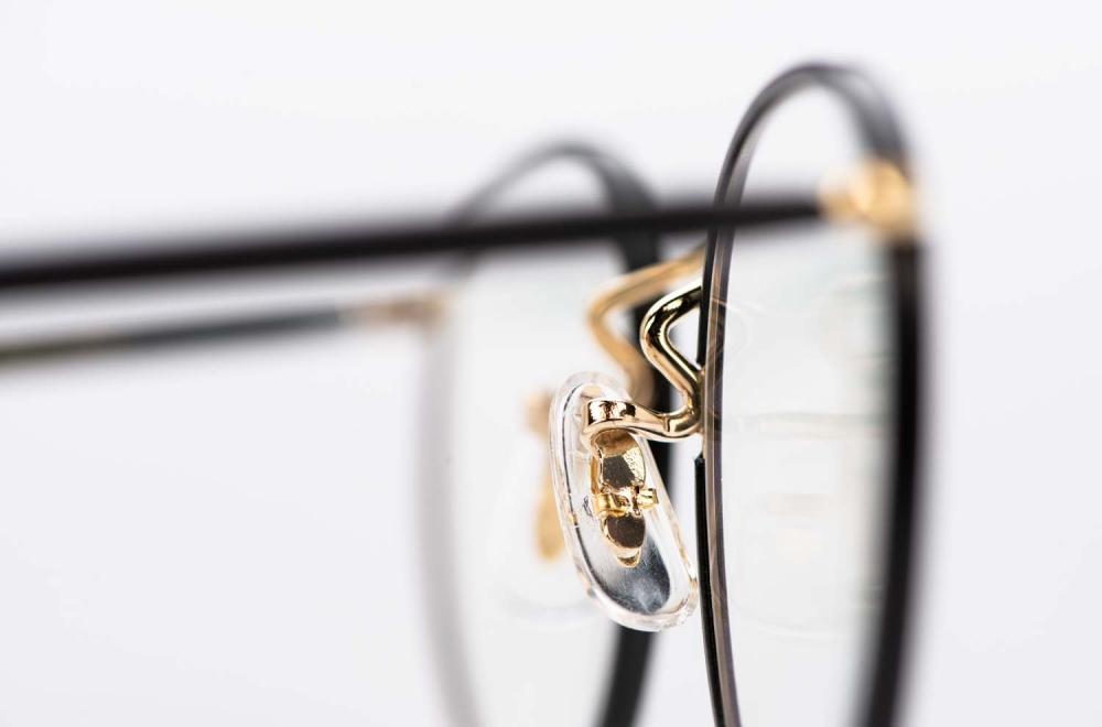 Savile Row- Algha – historischer Steg einer Panto Brille aus Gold Dublee - KITSCHENBERG Brillen