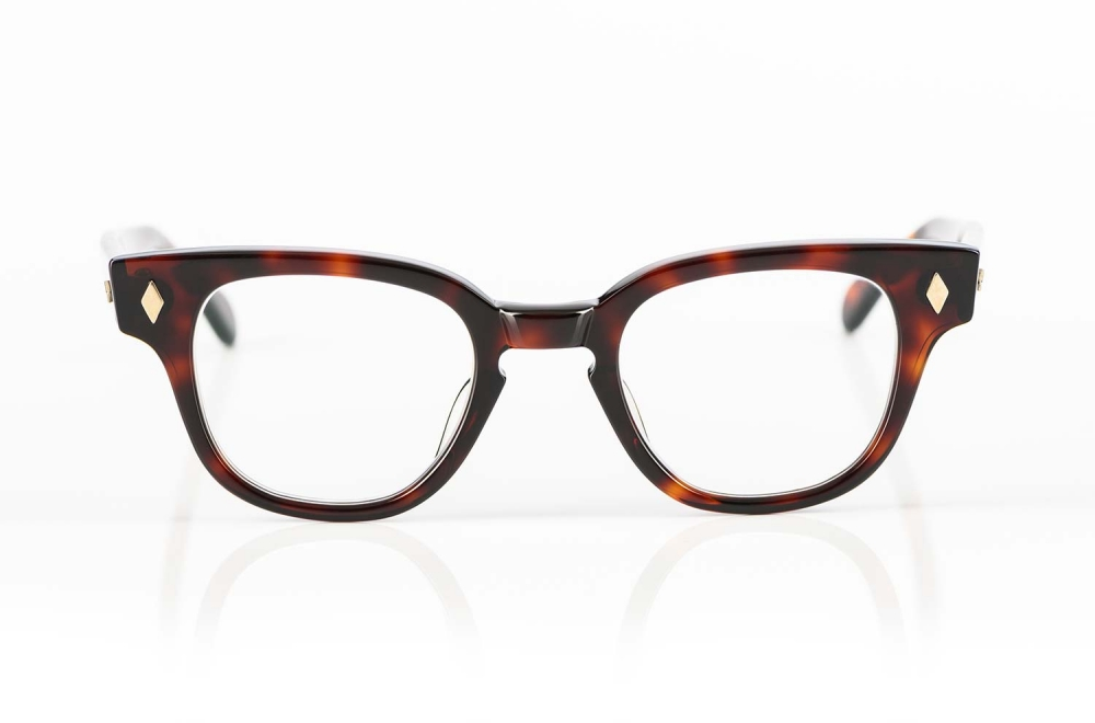 TVR – True Vintage Revival – Klassische Vintage Brille aus japanischem Acetat handgefertigt in Japan - KITSCHENBERG Brillen
