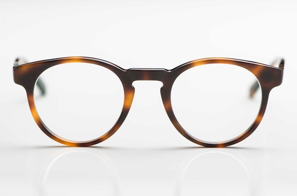 Masunaga – Panto Fassung aus tortoise farbigem Kunststoff - KITSCHENBERG Brillen
