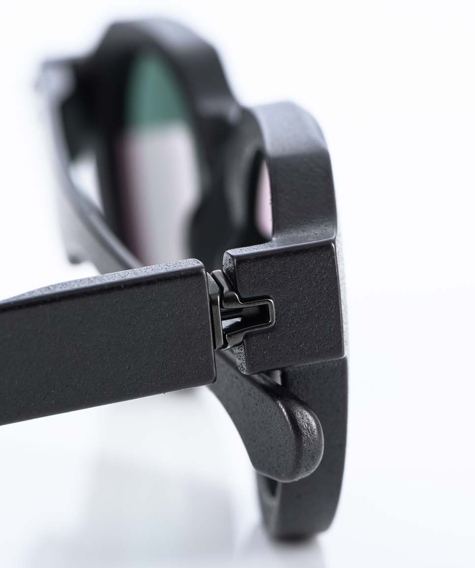 Klenze & Baum – Sonnenbrille Sumo aus dem 3D-Drucker dick und mega leicht produziert in Süddeutschland - KITSCHENBERG Brillen