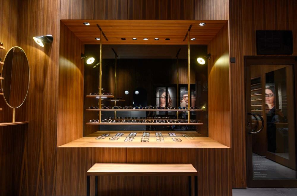Kitschenberg – Geschäft Schaufenster St.-Anna-Str. Lehel - KITSCHENBERG Brillen